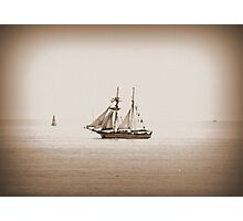 ONE AD ALL,OFF SEMAPHORE,LARGS BAY Photographic Print