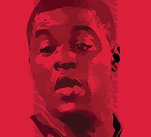 World Cup Edition - Joel Campbell / Costa Rica by Milan Vuckovic