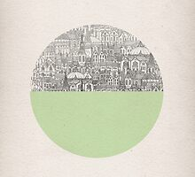 Circle by David Fleck