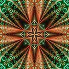 Wormhole Pattern by designertrow