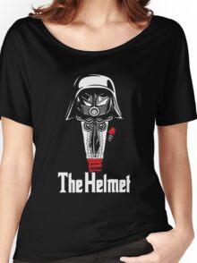 The Helmet-Godfather of the Dark Schwartz Women's Relaxed Fit T-Shirt