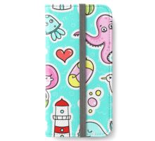 Under The Sea iPhone Wallet/Case/Skin
