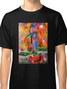 Lucid Dreaming with eye wide shut By Darryl Kravitz Classic T-Shirt