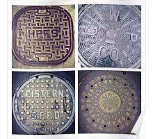 Heavy Metal ~ Cistern Poster