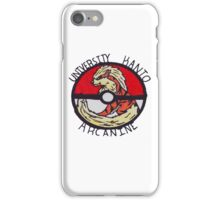 Arcanine iPhone Case/Skin