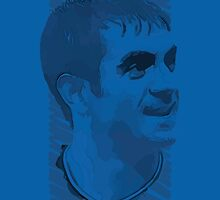 World Cup Edition - Giorgos Karagounis / Greece by Milan Vuckovic