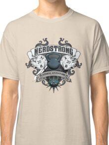 Nerdstrong Gym - Rollin' 20's Classic T-Shirt