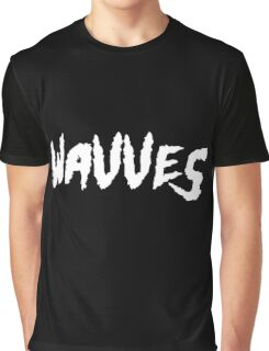 Wavves Band Graphic T-Shirt