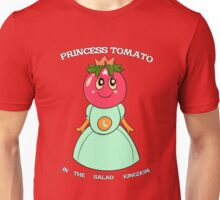 Princess Tomato in the Salad Kingdom Unisex T-Shirt