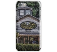 Jack Daniels - Welcome Center iPhone Case/Skin
