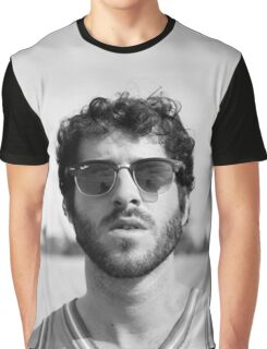 Lil Dicky Merch Graphic T-Shirt