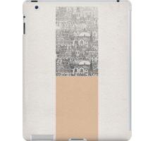 Oblong iPad Case/Skin