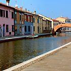 Comacchio by annalisa bianchetti