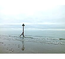 West Wittering Beach, Sussex Photographic Print