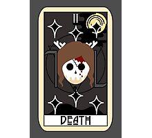 Death (Tarot Card II) Photographic Print