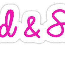 Bend & Snap Sticker
