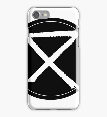 "Circa Survive ""Safe Camp"" Logo iPhone Case/Skin"