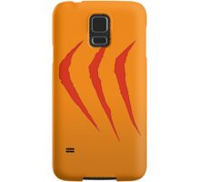 "Catman ""logo"" Samsung Galaxy Case/Skin"