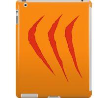 """Catman """"logo"""" iPad Case/Skin"""