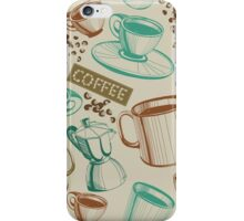 Morning story iPhone Case/Skin