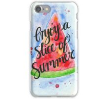 A Slice of Summer  iPhone Case/Skin