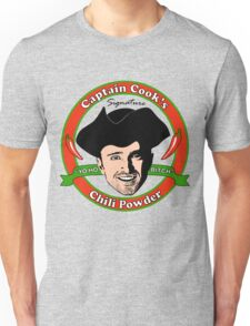 Captain Cook's Chili P Unisex T-Shirt