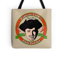 Captain Cook's Chili P Tote Bag