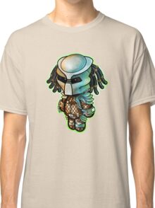 """PREDATOR"" POOTERBELLY - DIE CUT Classic T-Shirt"