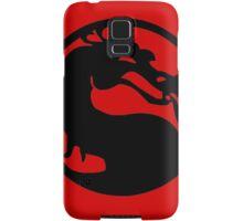 Mortal Dragon Samsung Galaxy Case/Skin