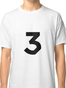 Chance the Rapper Coloring Book White Sox 3 Classic T-Shirt