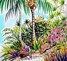 Daydream Island by marlene veronique holdsworth