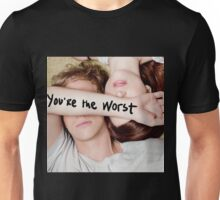 You're The Worst 01 Unisex T-Shirt