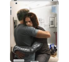 What you see in the mirror iPad Case/Skin