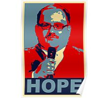 KEN BONE - OUR ONLY HOPE Poster