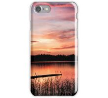 Strawberry swirl iPhone Case/Skin
