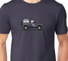 A Graphical Interpretation of the Defender 90 Station Wagon SVX  Unisex T-Shirt