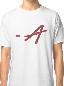 - A Classic T-Shirt