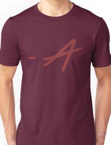 - A Unisex T-Shirt