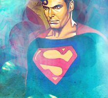 Superman by marcushislop
