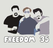 Freedom 35 by thebeardguy
