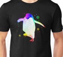 Psychedelic Penguin Unisex T-Shirt
