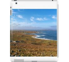 Donegal, Ireland Coast iPad Case/Skin