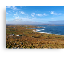 Donegal, Ireland Coast Canvas Print