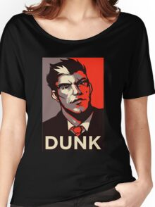 Darius DUNK Women's Relaxed Fit T-Shirt