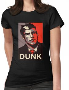 Darius DUNK Womens Fitted T-Shirt