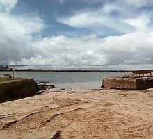 Sandycove Beach by karlmagee