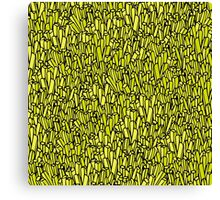 Large Fries  Canvas Print