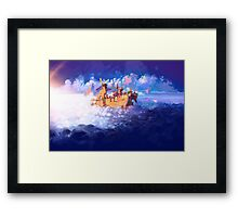 Archives of Wyndia - Newtown Painting Framed Print