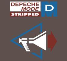 Depeche Mode : Stripped - Logo Kids Clothes