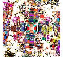 Abstract Geometric Art Photographic Print